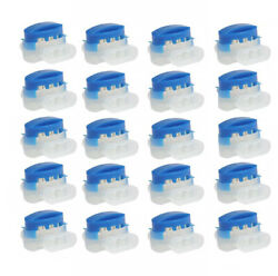 20/50/100pcs 2/3 Wire Gel Filled Self Stripping Pigtail Cable Connectors 314 Lot