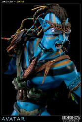 Sideshow Exclusive Jake Sully Polystone Statue Rare Sold Out 075/200 Avatar