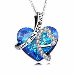Luxury Necklace Gifts Ideas For Anniversary Wife Girlfriend Birthday Valentines