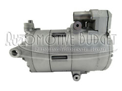 A/c Compressor For Bmw Activehybrid 3 5 And 7 - Reman