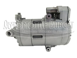 A/c Compressor For Bmw Activehybrid 3, 5, And 7 - Reman