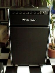 Traynor Yvm-1 Tube Amp And Lidovox Lt-12 Dual-12s Guitar Combo. Vintage Rare