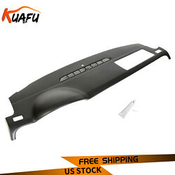 Dash Cover Cap Black For 2007 2014 Avalanche Suburban Tahoe Yukon $66.45