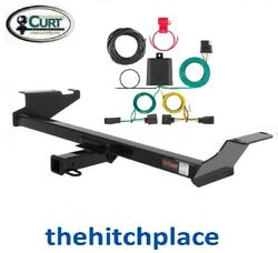 Trailer Hitch And Wiring For 11-18 Grand Caravan 08-16 Town And Country 13364-534