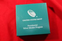 U.s. Mint Presidential Silver Medals Program, Jefferson S803, Packaging, No Coin