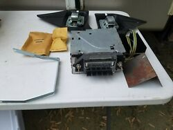 Nos Chevrolet Chevy 1974 Truck Blazer Am Stereo With 8 Track Radio Gm Accessory