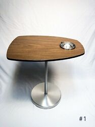 Duk-it Smoking Table, Side Table. rare And Very Good Condition