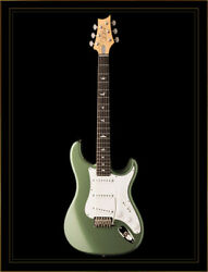 Paul Reed Smith Prs John Mayer Signature Silver Sky In Orion Green