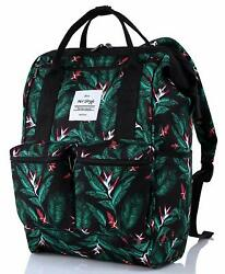 DISA Chic Doctor Bag Style College Backpack Travel Daypack 17.3x10.6x6.7in $30.32