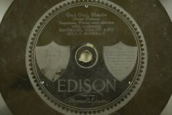 Fred Fisher - Jazz Edison 78 Rpm Records - Oui Oui, Marie / Oh Frenchy Z6