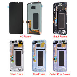 Lcd Screen Display For Samsung Galaxy S8 S9 S10e S20 S21 Plus Note 9 10 20 Ultra