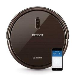 Ecovacs Deebot N79s Robotic Vacuum Cleaner With Max Power Suction, Up To 120...
