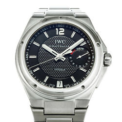 IWC Big Ingenieur 7 Day 45.5mm Automatic Sports Watch Steel IW500501