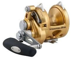 Penn Int20visx International Reel - Gold