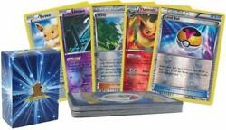 25 Pokemon Reverse Foil Grab Bag Card Pack Lot with No Duplication! Includes