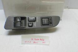 1993-1998 Toyota T100 Pickup 2 Dr Left Driver Master Window Switch Box1 01 12h2