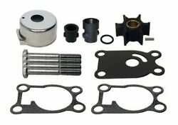 Water Pump Impeller Kit Replaces Omc 389844 0396644 396644 Evinrude 1980-2005