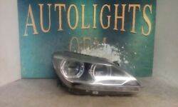 Passenger Headlight LED Adaptive Headlamp Control Fits 12-15 BMW 640i 81668