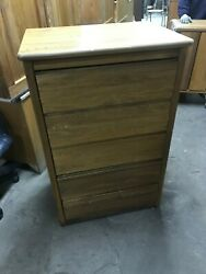 Lot of Used Dorm Furniture Solid Wooden Dressers Vintage  Many Available