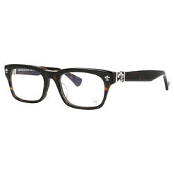 CHROME HEARTS Glasses Frame ANY? -A DT 49 Size Square Unisex from Japan