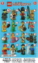 Lego U Pick Collectible Minifigures Sets Series 5 New