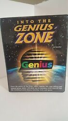 Into The Genius Zone- Self Improvement With Eight Cassettes And One Vhs Tape
