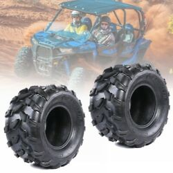 2 Pcs 18x9.50-8 18/9.50-8 Tyres Tires Riding Lawn Mower Garden Tractor Off-road