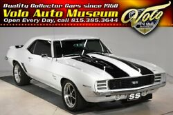 1969 Chevrolet Camaro RSSS Pro Touring Fast handles like a sports car! Has ac.