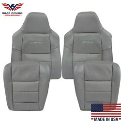 2003 2004 2005 2006 2007 Ford F250 F350 Lariat Xlt Replacement Seat Covers Gray
