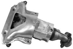 Exhaust Manifold with Integrated Catalytic Converter Front fits 01-05 Civic 1.7L