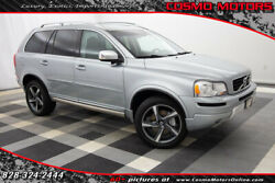 2014 Volvo XC90 AWD 4dr R-Design Platinum AWD 4dr R-Design Platinum SUV Automatic Gasoline 3.2L STRAIGHT 6 Cyl Electric Si