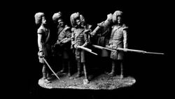 Thin Red Line At Crimean War Painted Toy Soldier Pre-sale | Art Quality