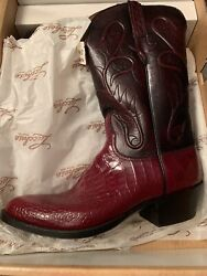 Lucchese 9.5 Boots