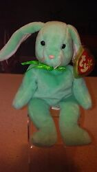 Rare And039hippityand039 2000 Beanie Baby Discovered In An Estate Collection