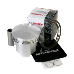 Piston Kit For 1981 Yamaha Xt500 Offroad Motorcycle Wiseco 4045m08750