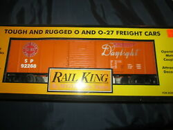 Mth 30-7441 Southern Pacific Daylight Boxcar In Box.