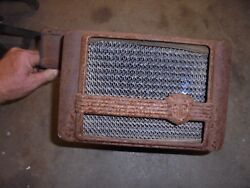 1938194819491955195019531942 Ford Heater For Parts Or Restore