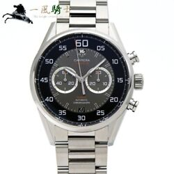 316807TAG HEUER Tag Carrera Caliber 36 Chronograph Flyback CAR2B10.BA0799 (48174