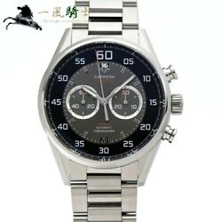 316807TAG HEUER Tag Carrera Caliber 36 Chronograph Flyback CAR2B10.BA0799 (48172