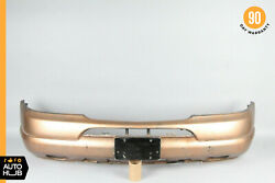 98-01 Mercedes W163 Ml430 Ml320 Front Bumper Cover Assembly Oem