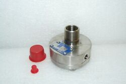 Fti Flow Technology Dc01i-6199-5101-000 Positive Displacement Flow Meter New