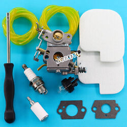 Carburetor Tool Carb Kit For Poulan Pro Pp4218a 18 42cc Chainsaw Tune Up Kit