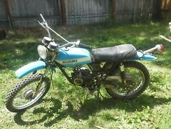 1971 Suzuki TS 125 Duster Part out OEM Good clean parts considering the year