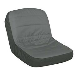 Classic Accessories 52-152-043201-rt Deluxe Tractor Seat Cover- Large New
