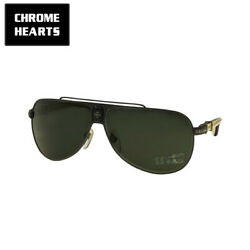 CHROME HEARTS Sunglasses DOUBLE D 1 chdd1-mbk-wteb from Japan free shipping