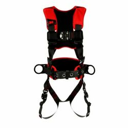 3m Protecta Comfort Construction Style Positioning Harness Sz. Xl 1161202