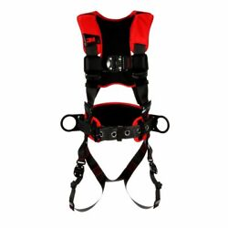 3m Protecta Comfort Construction Style Positioning Harness Sz. 2xl 1161203