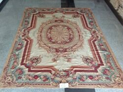 9and039x12and039 Retro French Country Tassel Antique Living Room Decor Needlepoint Rug