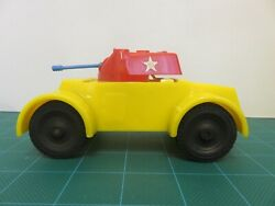 1950's Timmee Army Staghound Car Processed Plastic Armored Tank 3113 Usa Rare