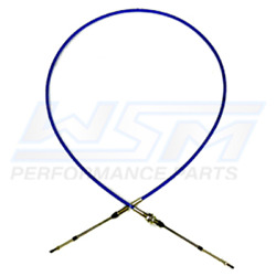 Steering Cable For 1990 Kawasaki Jf650 X2 Personal Watercraft Wsm 002-073